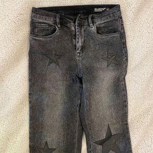 Blank Nyc star jeans black